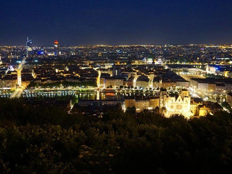 Mil sensaciones en Lyon